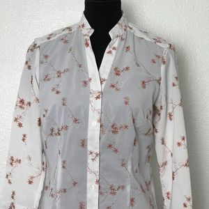 Embroidered Blouse S